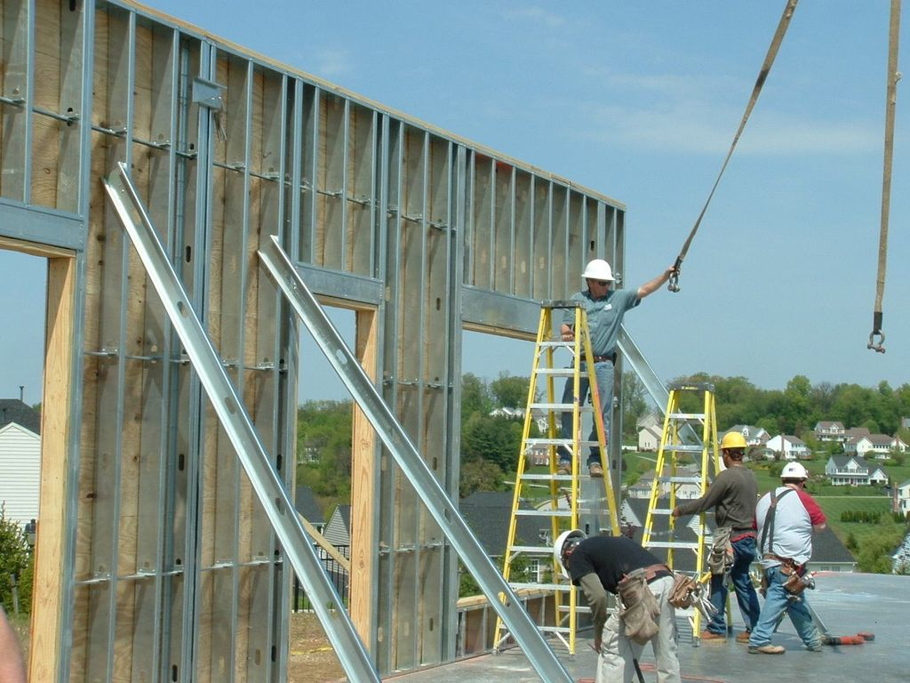 Commercial contractors for drywall, metal framing, and specialty ...