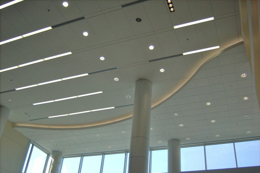specialty acoustic ceilings